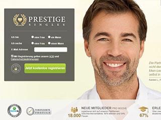 Prestige Singles Test und Erfahrungen
